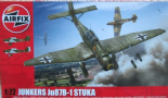 AIR03087  1/72 Junkers Ju 87B-1 'Stuka' NEW TOOL